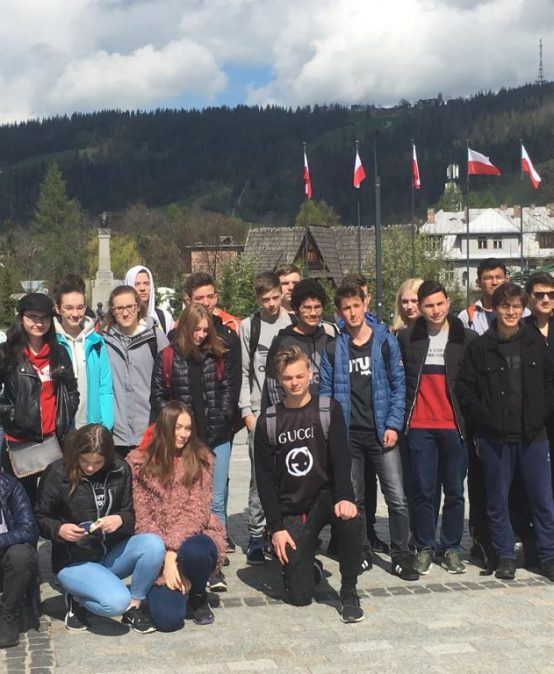 Mazzalvieši Erasmus+ projektā starptautiskā nometnē Polijā