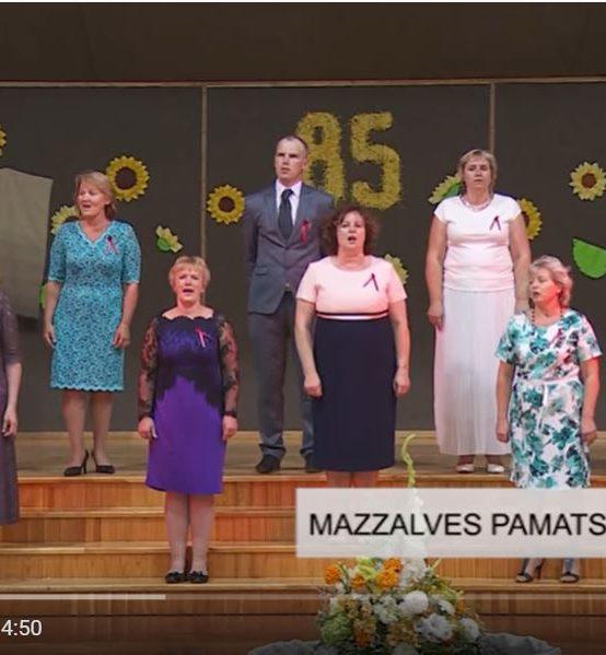 Mazzalves pamatskolai — 85 (VIDEO)