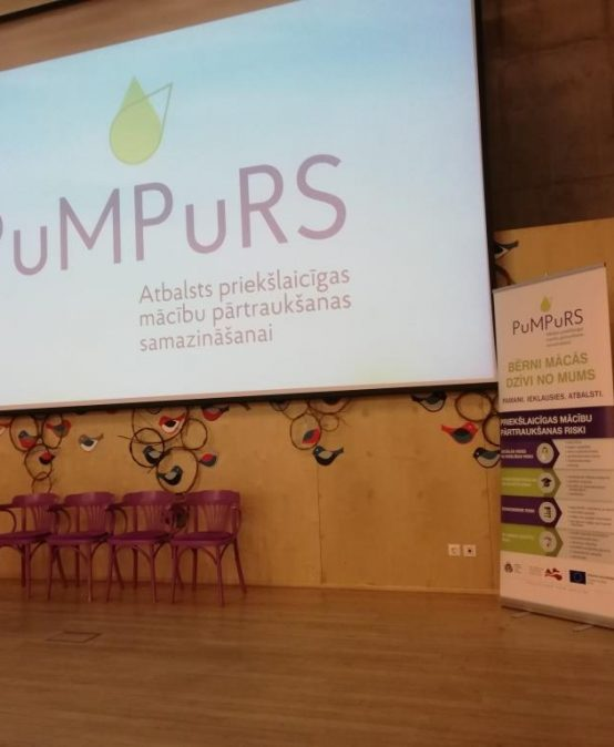 """Jauniešus aicina iesaistīties ESF projektā """"PuMPuRS"""""""