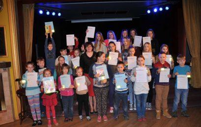 Skaļās lasīšanas konkurss Mazzalves skolā